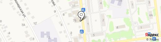 Магазин цветов на карте Заводоуковска