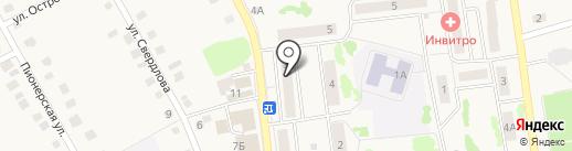 Интерьер-мебель на карте Заводоуковска