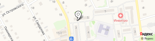 ЗЭРО на карте Заводоуковска