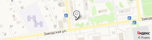 Центр физкультурно-оздоровительной работы по месту жительства - Ритм на карте Заводоуковска