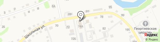 Заводоуковское Жилищно-Коммунальное Хозяйство, МП на карте Заводоуковска