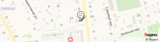 Мираж на карте Заводоуковска