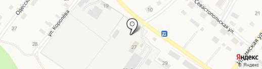 Строй-комплект на карте Заводоуковска
