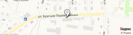 СИЗО №2, ФКУ на карте Заводоуковска