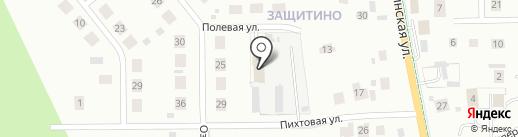 Сантехсервис на карте Тобольска