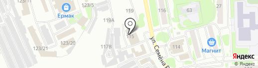 Автомастер+ на карте Тобольска