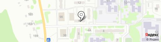 Дом-Сервис на карте Тобольска