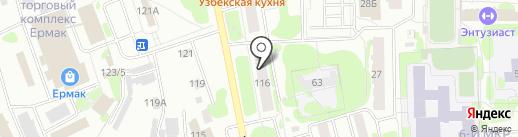 Pro Сервис на карте Тобольска