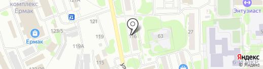 PARTS72 на карте Тобольска