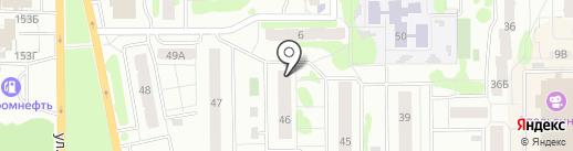 Piv Bar на карте Тобольска