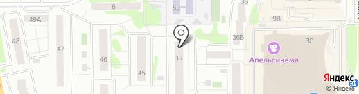 eXpert на карте Тобольска
