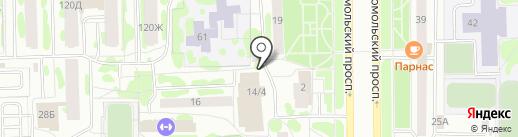 Самса & Чебурек на карте Тобольска