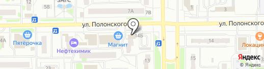 Аптека на карте Тобольска