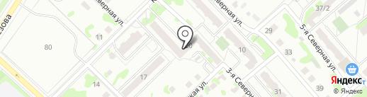 ПИК на карте Тобольска