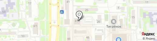 ПИВ & КО на карте Тобольска