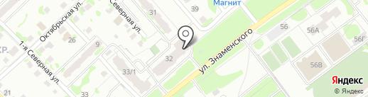 Тобольскспецсервис на карте Тобольска