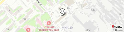 АвтоКлимат на карте Тобольска