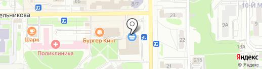TELE2 на карте Тобольска