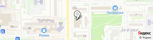 Красивые картины для дома и офиса на карте Тобольска
