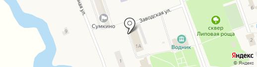 Магазин алкогольных напитков на карте Тобольска