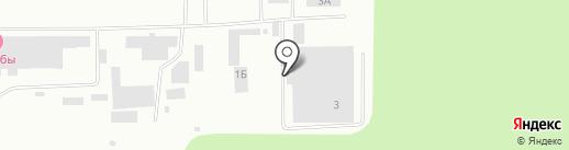 Мебель АсТер на карте Тобольска