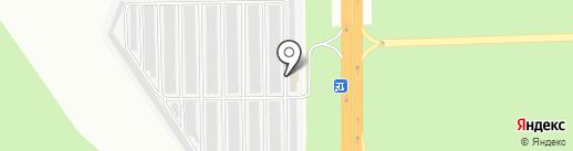 МОТОР на карте Тобольска