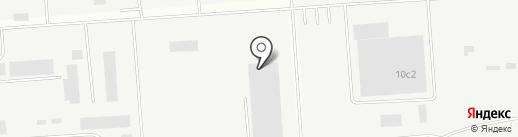 Сталь на карте Тобольска