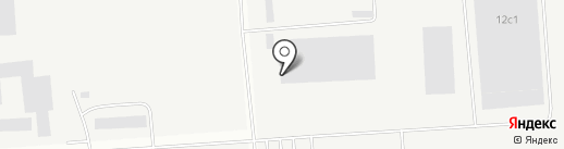 Автокран72 на карте Тобольска