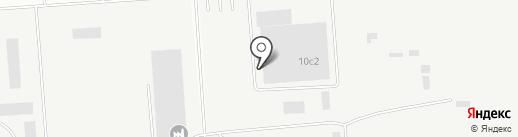 HIGO на карте Тобольска