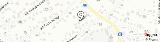 Creative+ на карте Ынтымака