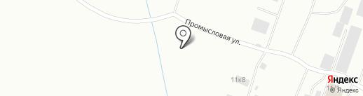 Строй Двор на карте Нефтеюганска