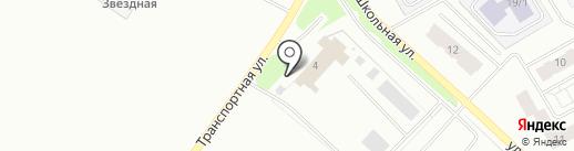 20 отряд Федеральной противопожарной службы по Ханты-Мансийскому автономному округу-Югре на карте Нефтеюганска