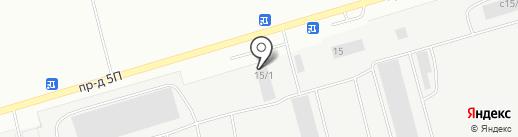 Юнг-Сервис на карте Нефтеюганска