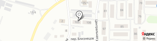 Нефтеюганский научно-исследовательский проектный институт на карте Нефтеюганска