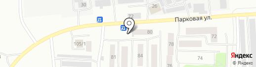 Банкомат, Сбербанк, ПАО на карте Нефтеюганска