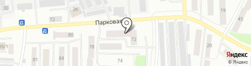 Сибирский Лекарь на карте Нефтеюганска
