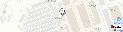 Дольче Вита на карте Нефтеюганска