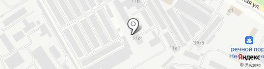 Домофон Сервис на карте Нефтеюганска