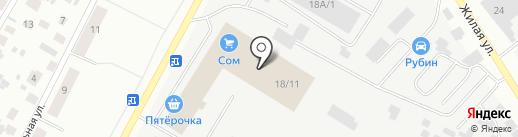Доктор Дизель на карте Нефтеюганска