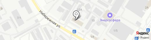 Центр гигиены и эпидемиологии в Ханты-Мансийском автономном округе-Югре в г. Нефтеюганске и Нефтеюганском районе на карте Нефтеюганска