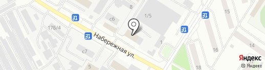 ДЮСШ №2 на карте Нефтеюганска