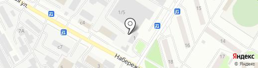 Единая диспетчерская служба г. Нефтеюганска на карте Нефтеюганска