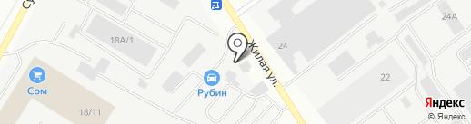 СтройРемонтСервис на карте Нефтеюганска