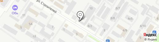 РН-Информ на карте Нефтеюганска
