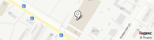 Оптовая компания на карте Нефтеюганска