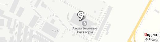 Строй-Маркет на карте Нефтеюганска