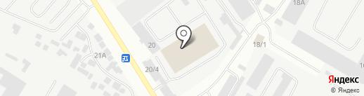 Транспортная компания на карте Нефтеюганска