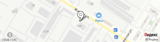 PREMIER-designe на карте Нефтеюганска