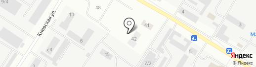 Квартирное бюро на карте Нефтеюганска