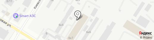 Строй-Ка на карте Нефтеюганска